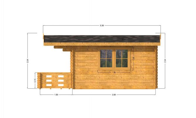 Log Cabins Factory Direct | Alva