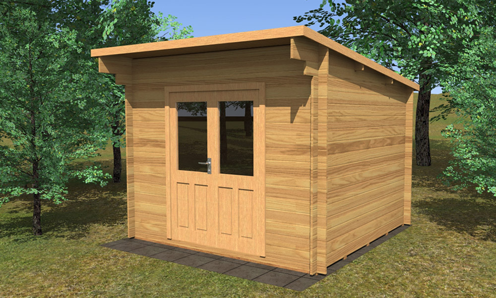 Log Cabins Factory Direct | Edith
