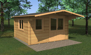 Alva Log Cabin