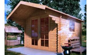 Imperial Log Cabin