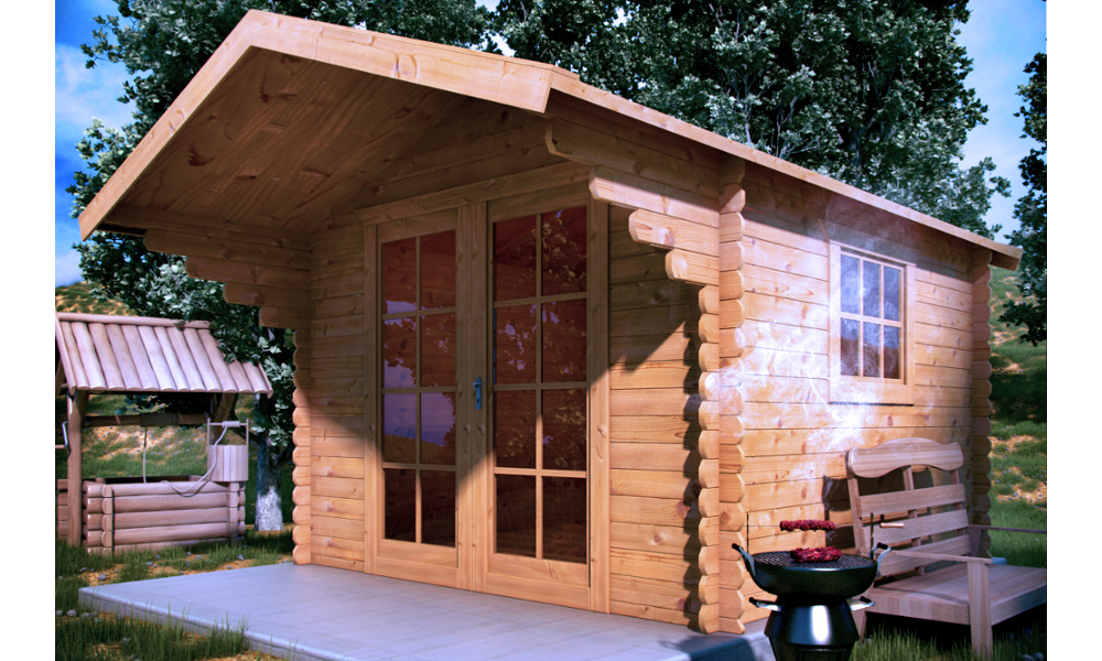 Imperial Log Cabin
