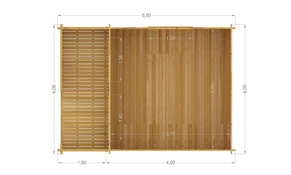 Log Cabins Factory Direct | Linus