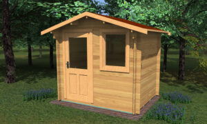 Mantova Log Cabin
