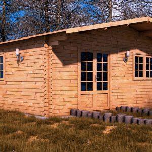 Midhurst Log Cabin