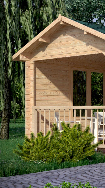 Log Cabins Factory Direct