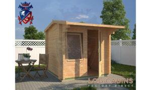 Aylsham Log Cabin