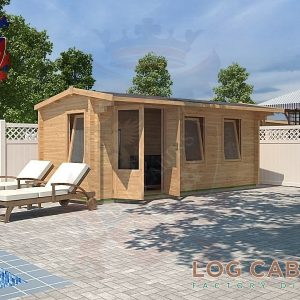 Bristol Log Cabin