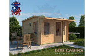 Cambridge Log Cabin