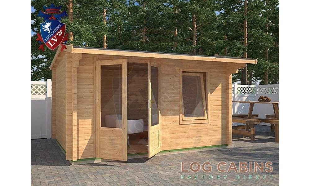 Cheltenham Log Cabin