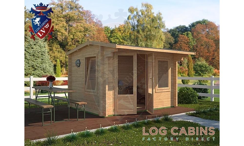 Colchester Log Cabin