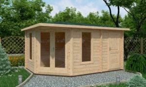 Crawley Log Cabin