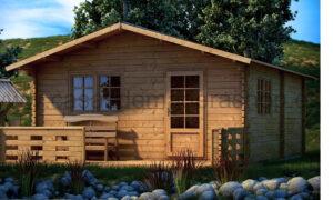 Eko Log Cabin