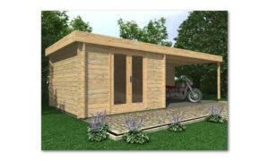 Eric Log Cabin