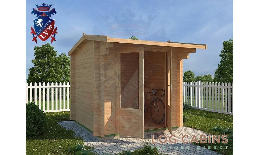 Helesworth Log Cabin