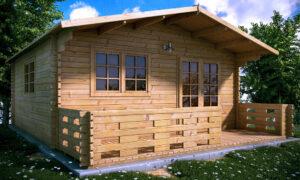 Laurel Log Cabin