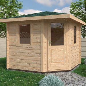 London Log Cabin