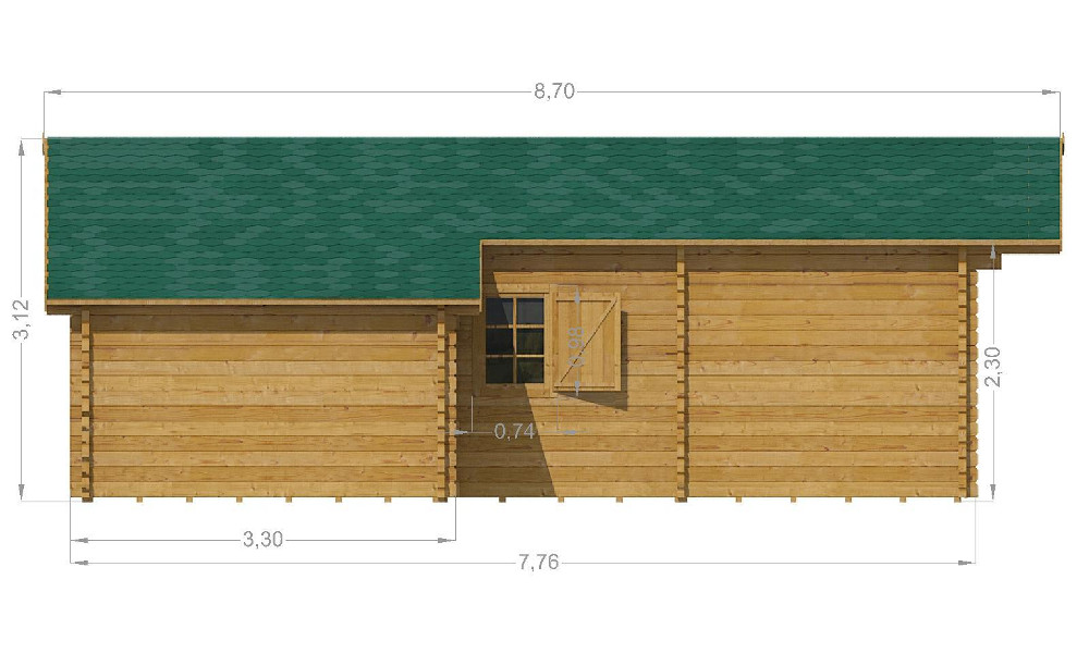 Lukas Cabin X Prices From 10 995 Log