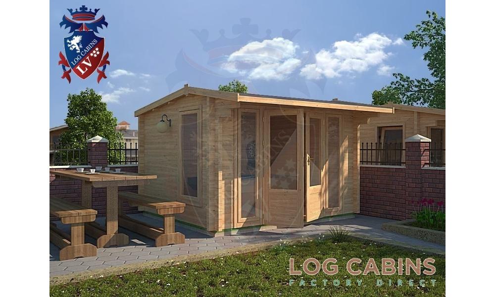 Milton Keynes Log Cabin