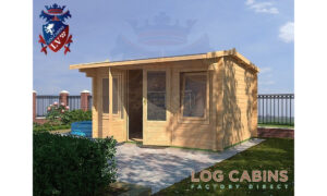 Northampton Log Cabin