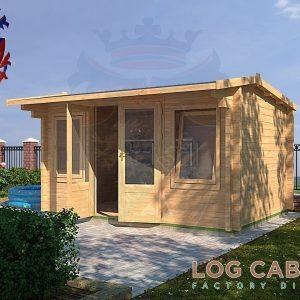 Northampton Log Cabin