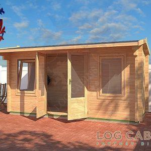 Norwich Log Cabin