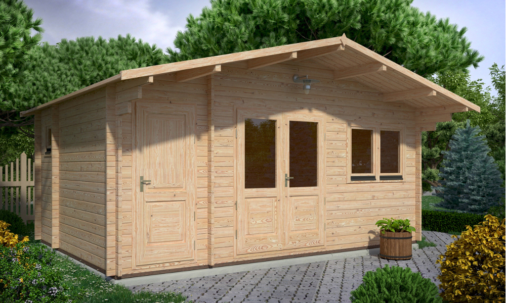 Roberto Cabin X 4m Prices From 4 700 Log
