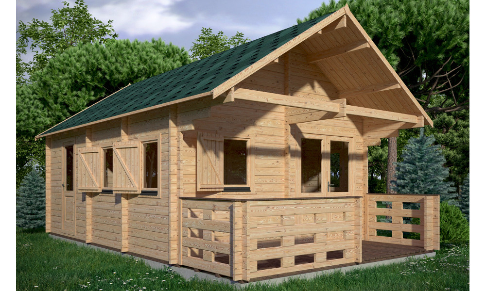 Torino Cabin X 6m Prices From 6 500 Log Cabins