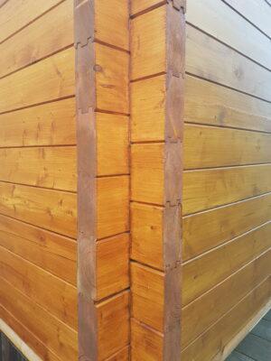 Wall Logs